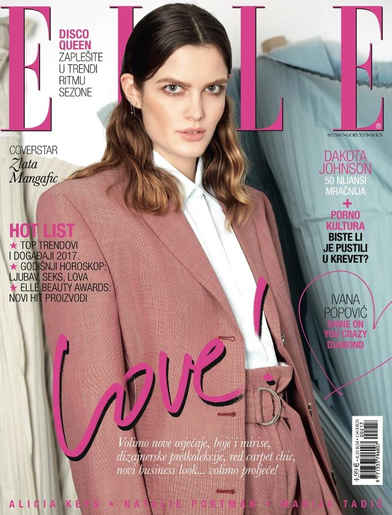 Elle Croatia / Feb 2017  -