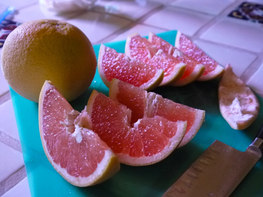 Loreto vacation fresh grapefruit.jpg