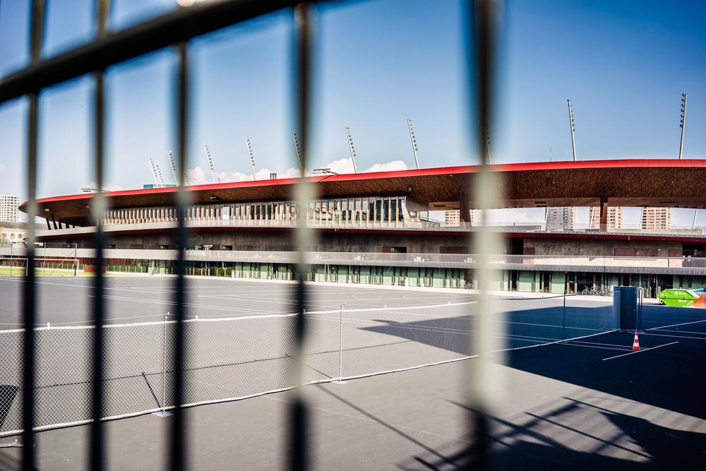 Letzigrund Stadion, Zürich