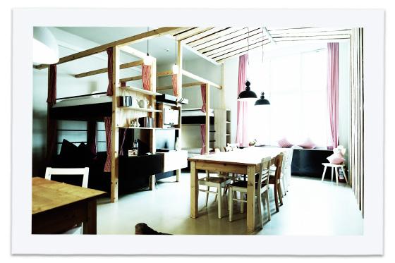 Michelberger Hotel - Friedrichshain