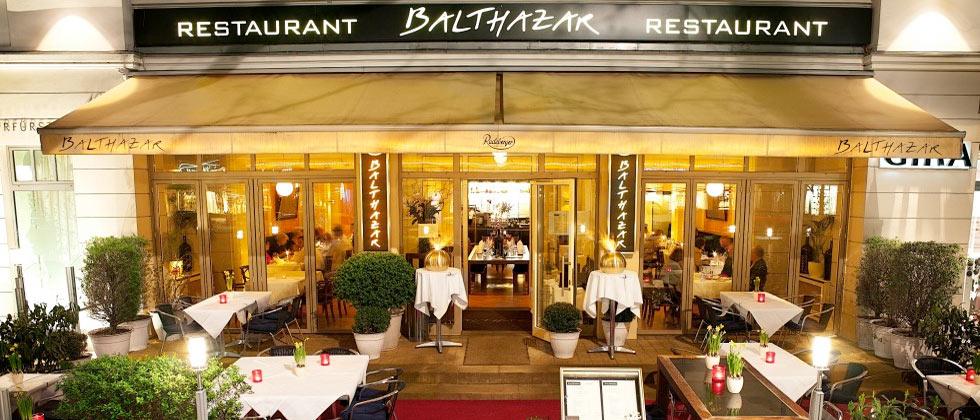 Balthazar Restaurant - Charlottenburg