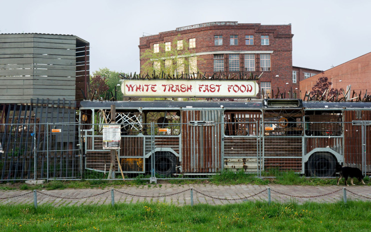 White Trash Fast Food - Al Treptow