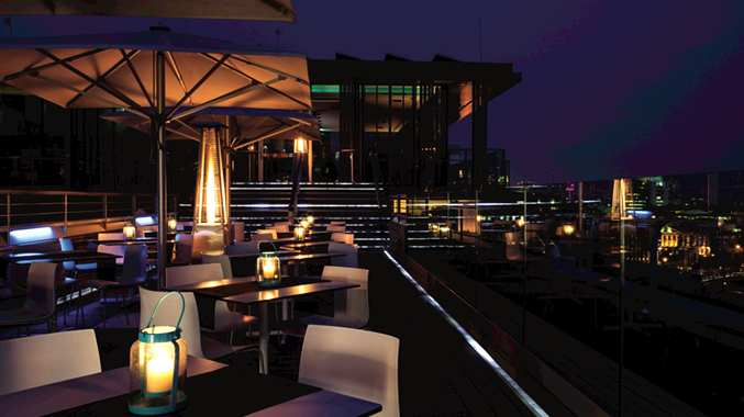 Double Tree Sky Lounge