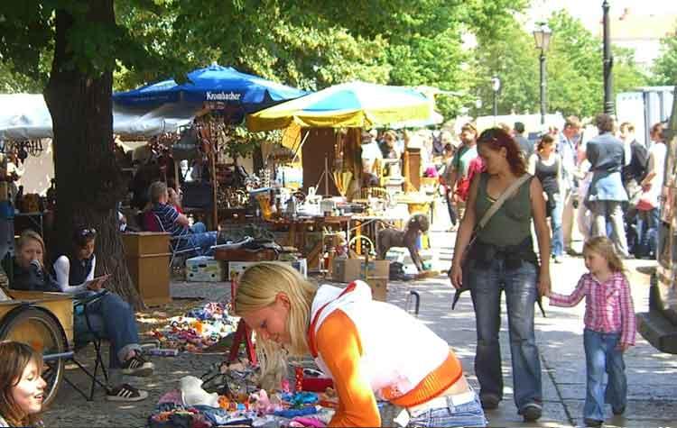 Arkonaplatz - Prenzlauer Berg