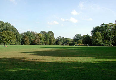 Treptower Park - Alt Treptow