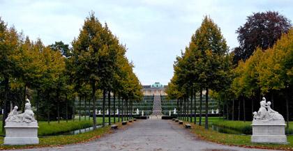Park Sanssouci - Potsdam
