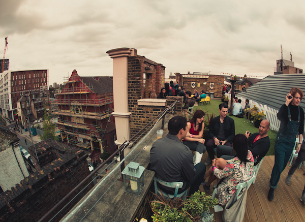 Dalston Rooftop