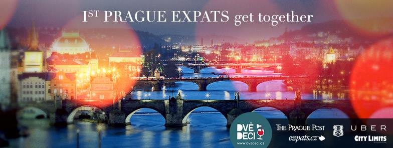 prague expat night event