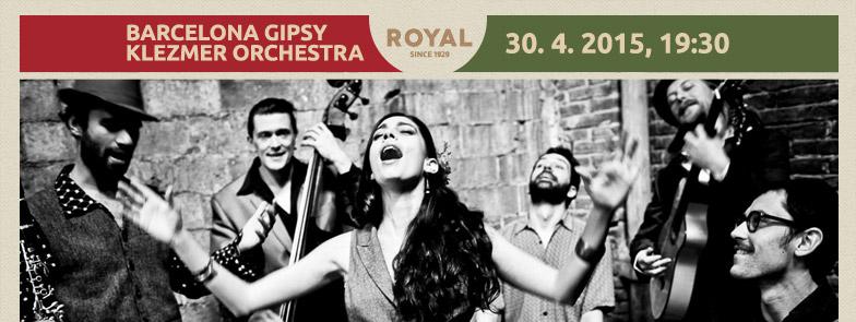 gipsy night event leroyal prague