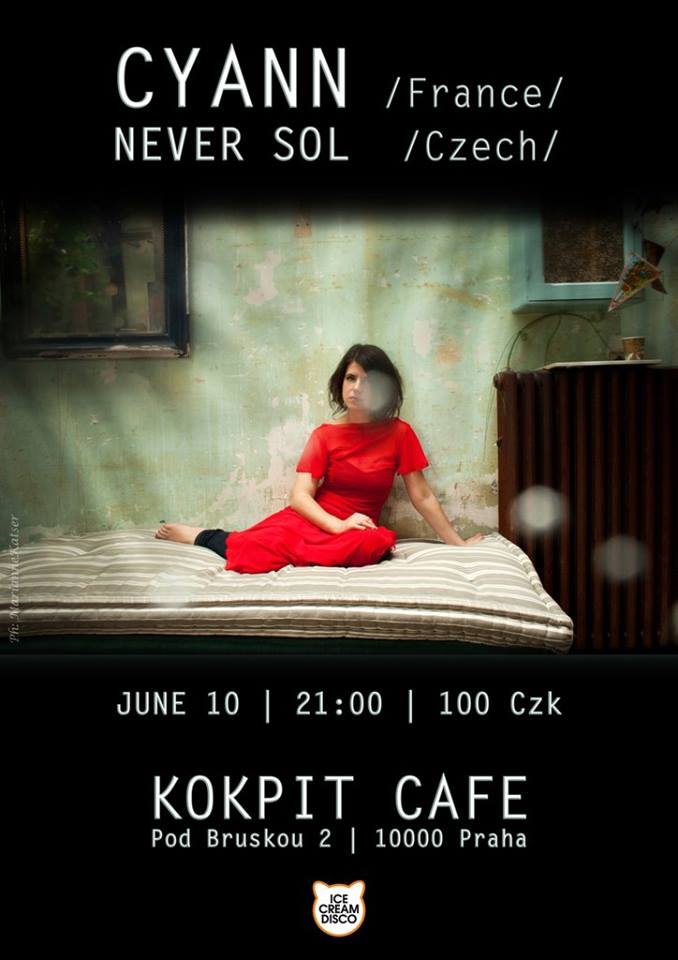 singer prague event kokpit