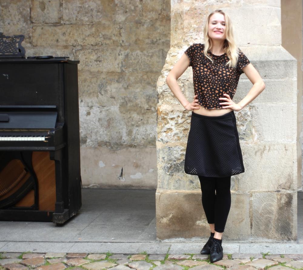 Zdenka Trvalcova Interview