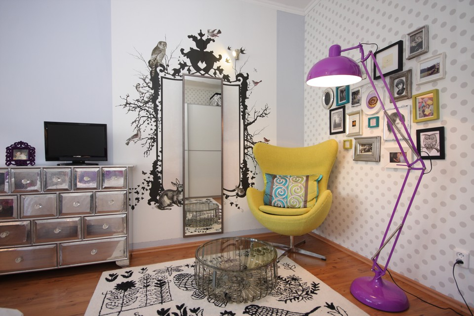 girls room ambience design prague