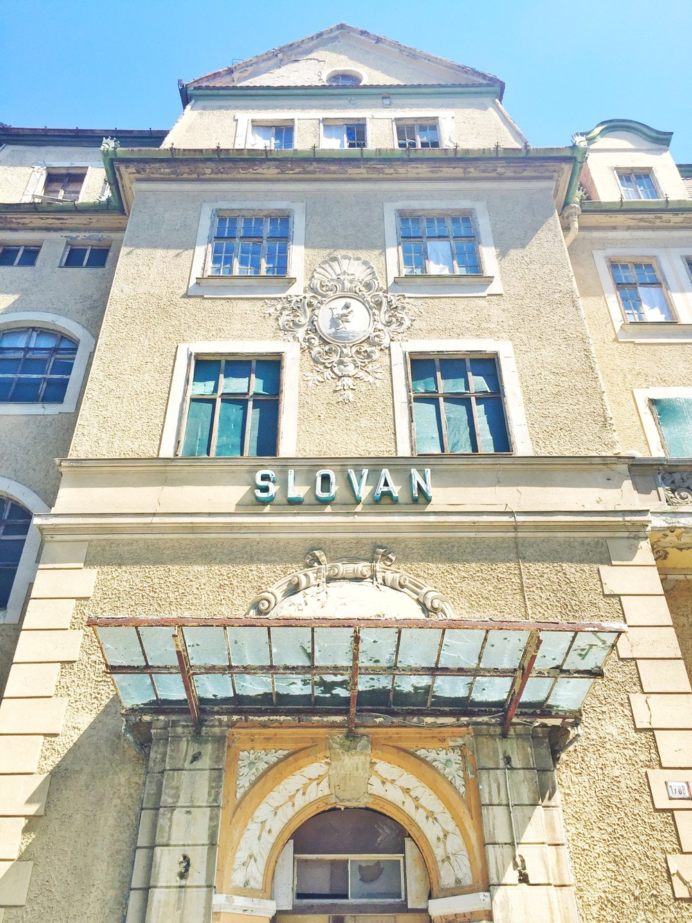Grand Hotel Slovan Piestany