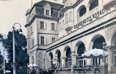 Grand Hotel Piestany Slovan Urban Kristy
