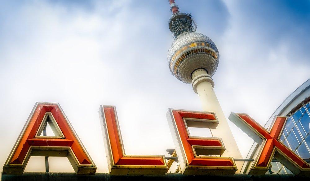 Berlin - urban kristy