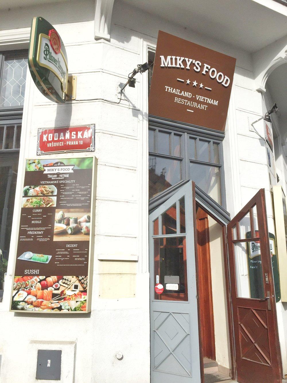 October Discoveries Urban Kristy Prague