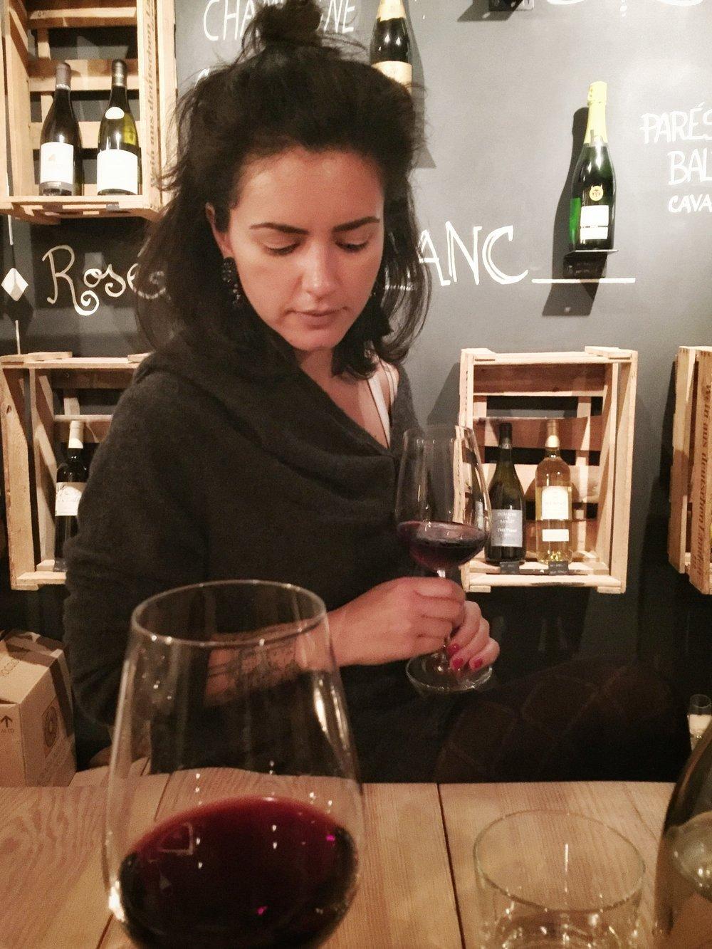 Brut Wine & Oyster Bar