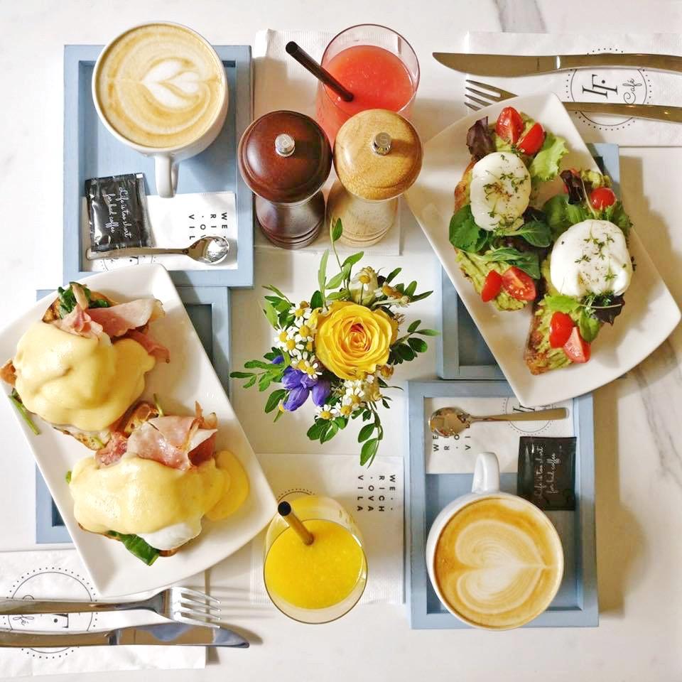 IF Cafe - Werich Villa