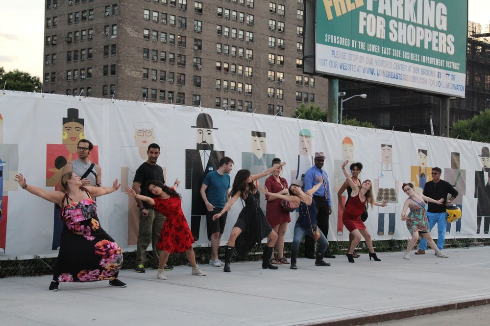 Broken City  - PopUp Theatrics (New York, 2014)
