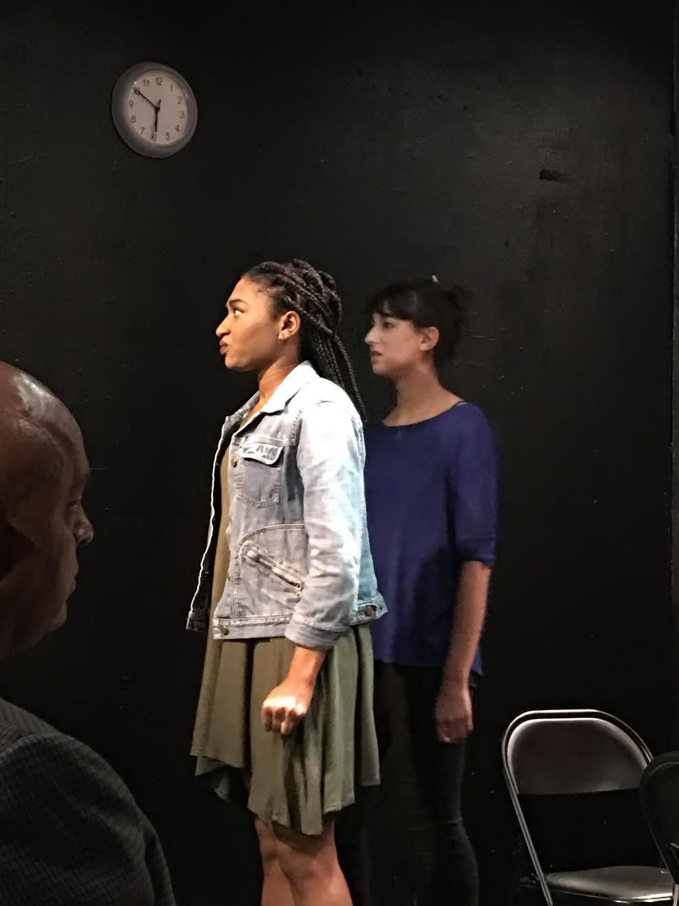Twelve Angry Women  - Roebuck Theater (New York City, 2016)
