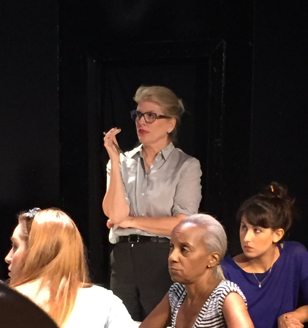 Twelve Angry Women  - Roebuck Theatre (New York City, 2016)