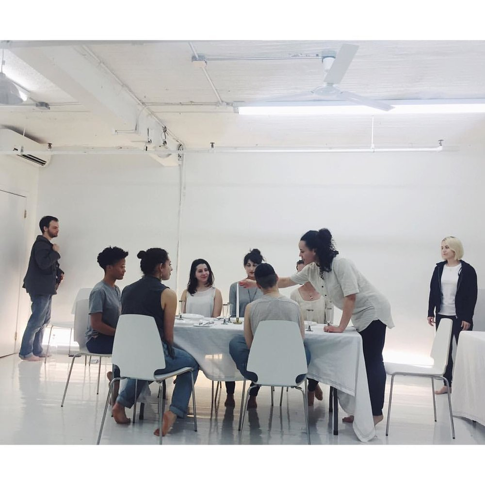 Rituals: A Workshop  - La Mama Galleria (New York, 2017)