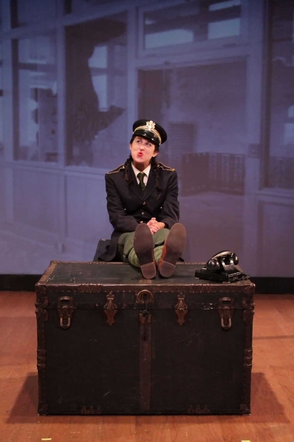 The 39 Steps  - Southampton Cultural Center (New York, 2017)
