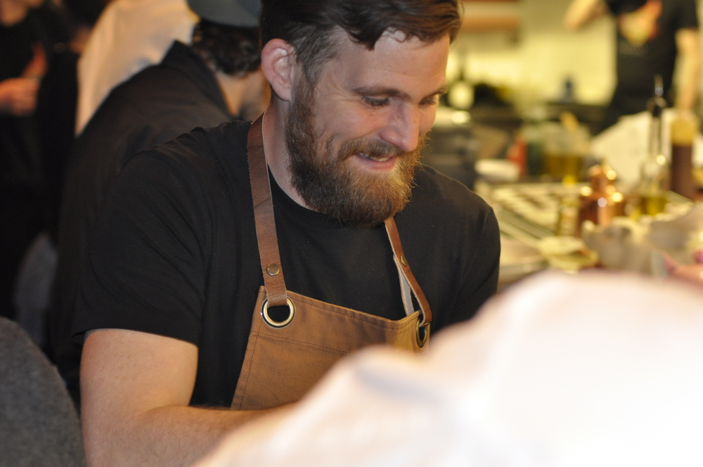 Chef Dale Mackay, Aiden Cafe, Saskatoon