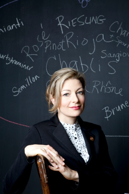 Master Sommelier, Jennifer Heuther