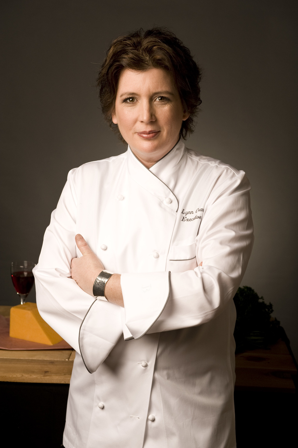 Chef Lynn Crawford, Ruby Watchco., Toronto