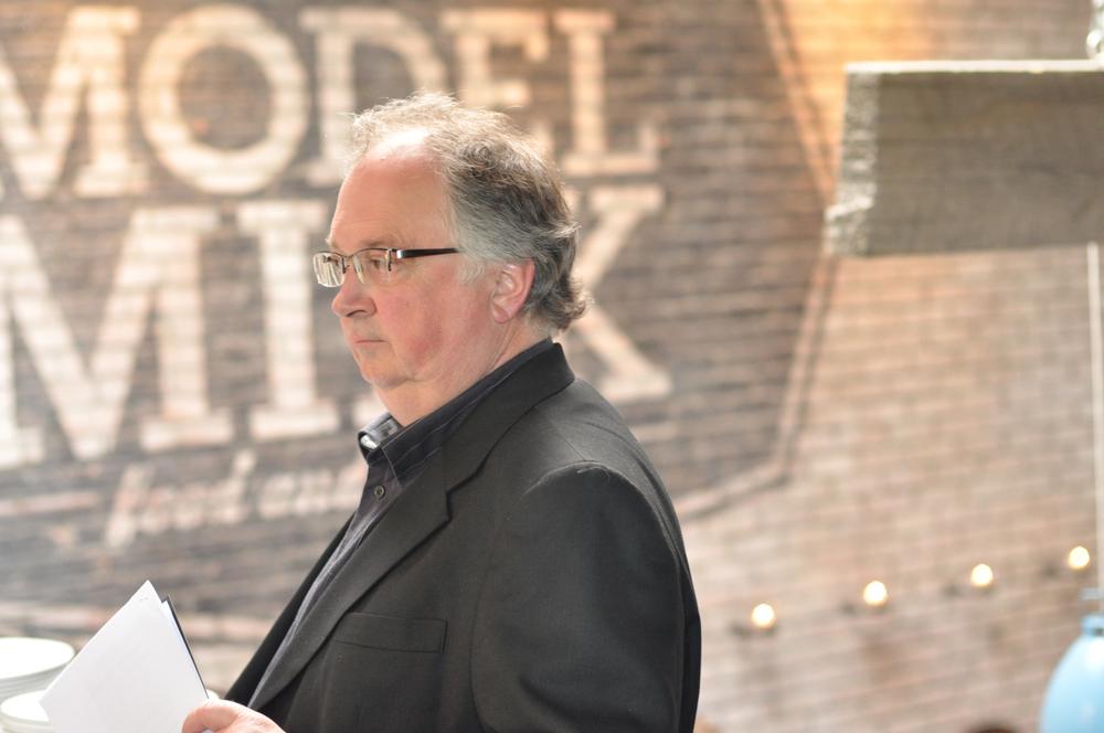 Writer & Broadcaster, John Gilchrist