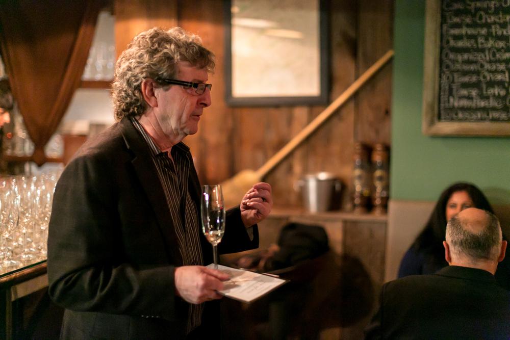 Wine Writer, David Lawrason