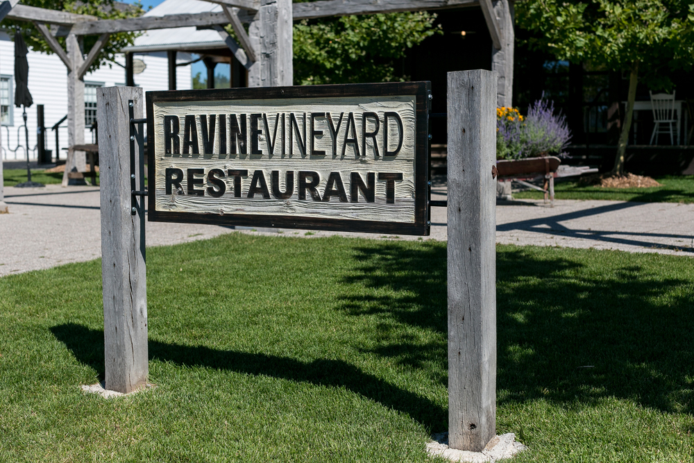 Ravine Vineyard, Niagara, Ontario