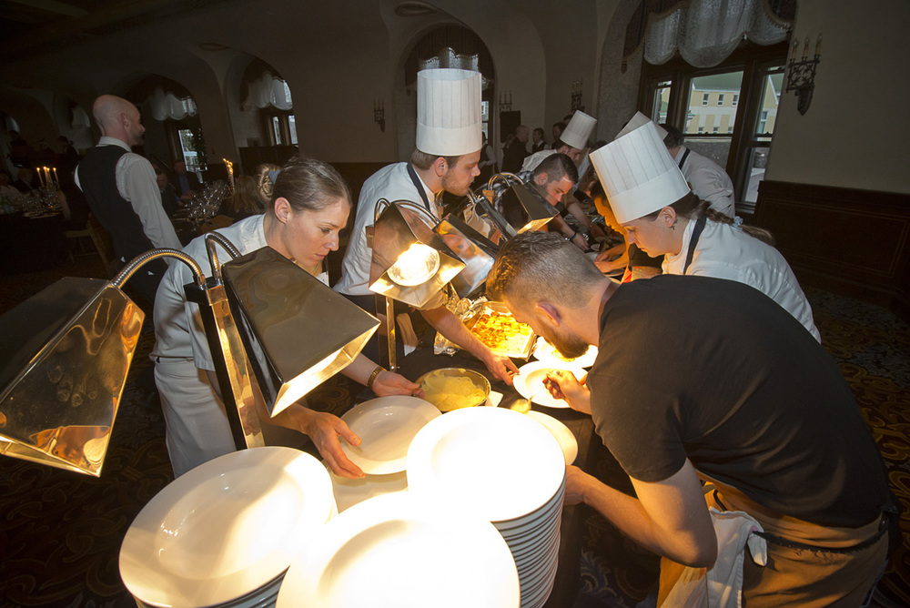 Culinary Escape Weekend, Banff Springs Hotel