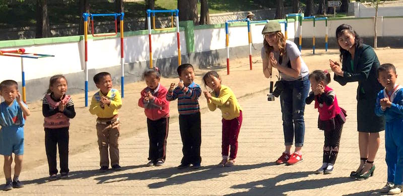 dancing-with-the-north-korean-kids