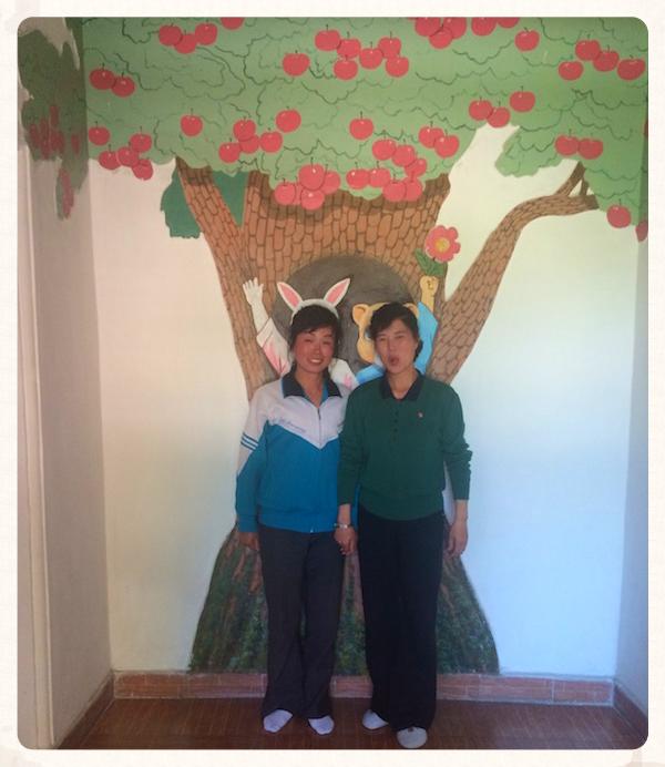 north-korean-preschool-teachers