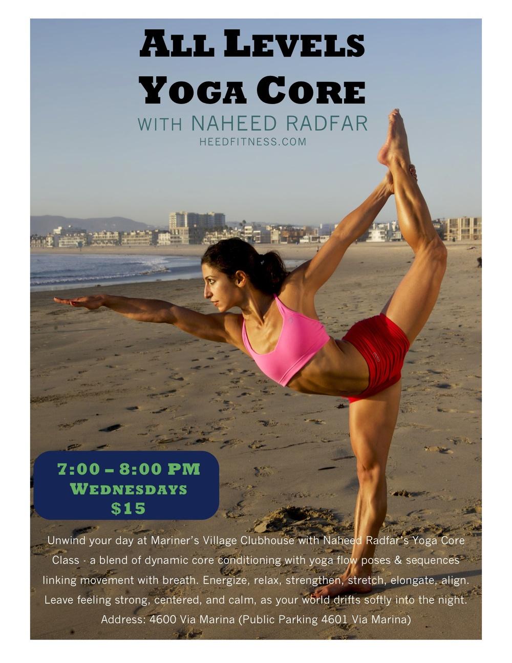 Yoga Core