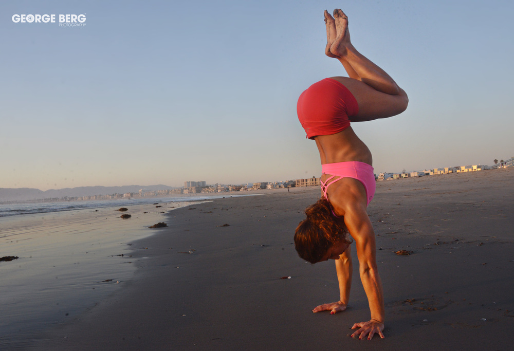Yoga-Acro-Core Wednesdays @ 7 PM, Mariner's Village Clubhouse.