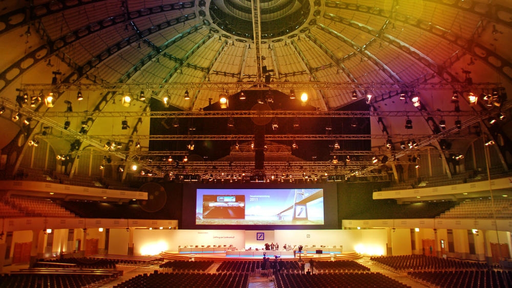 Hauptversammlung –  General Meeting,  Frankfurt2011