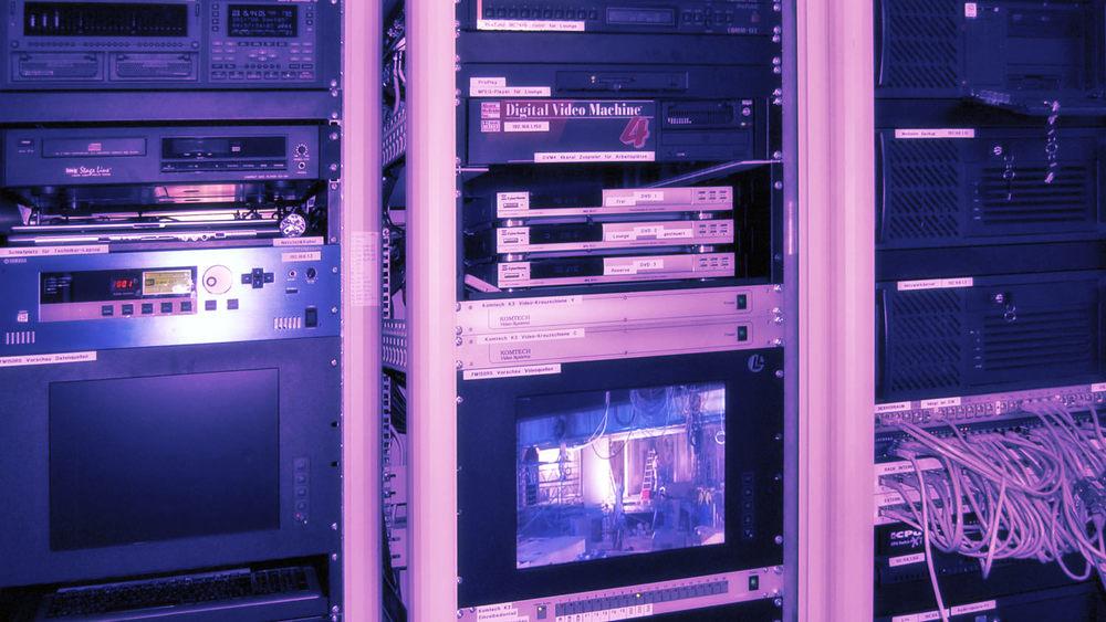 Deutsche Bank, backstage