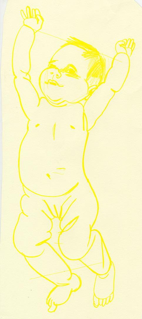 Twyla sketch #1, 2016