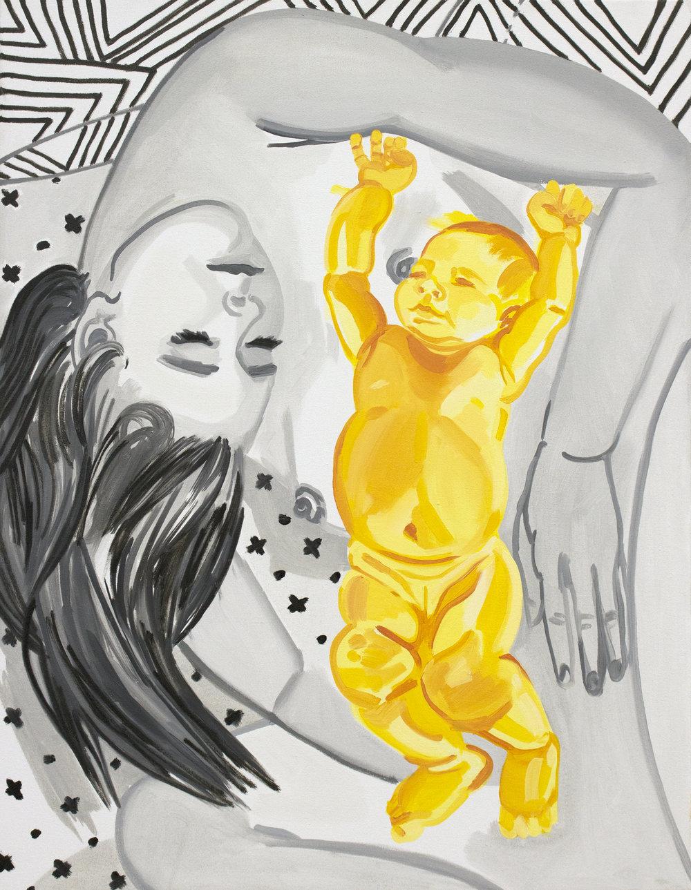 Golden Baby, 2016