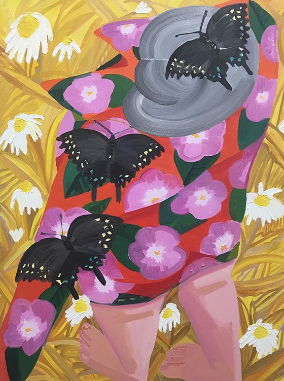 Papillon, 2018