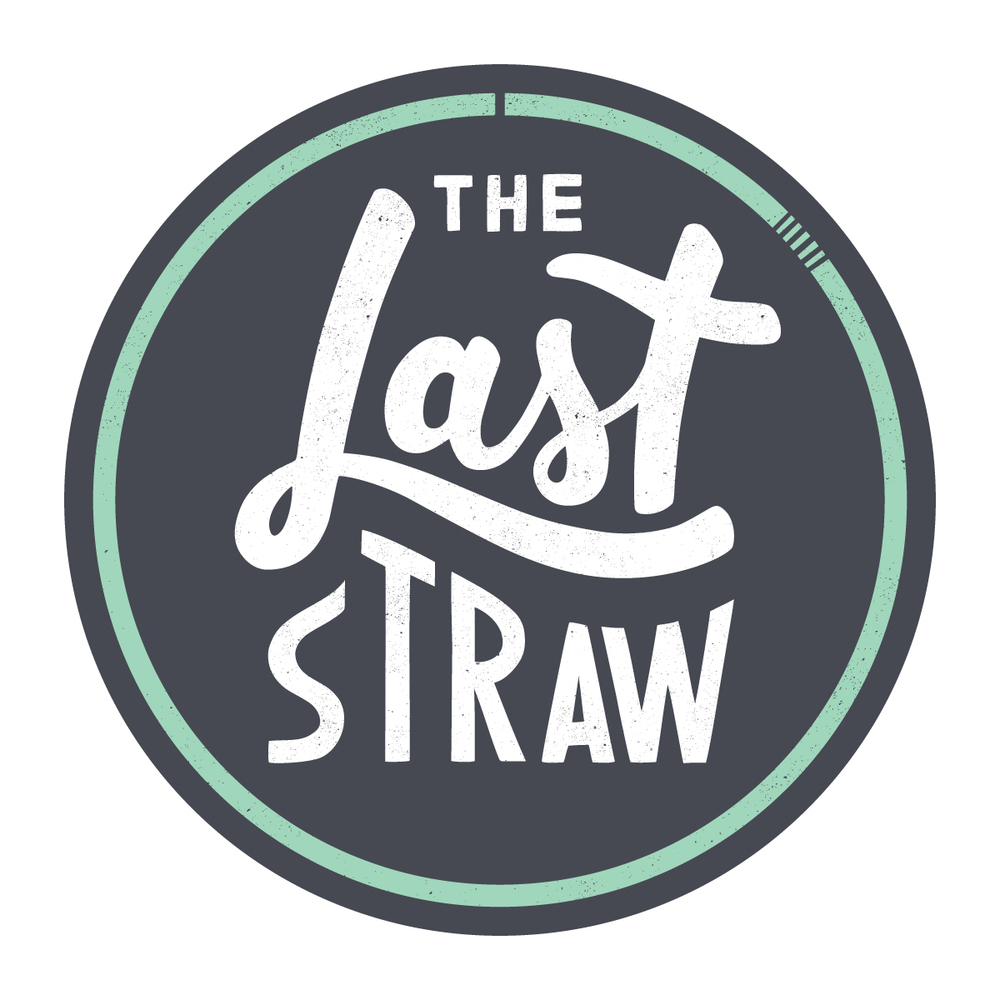The Last Straw Logo