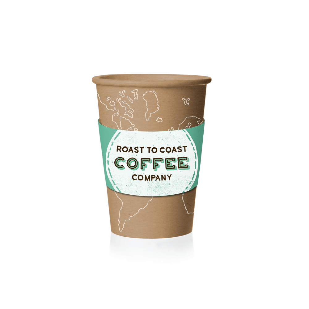 Hot Cup and Sleeve Design