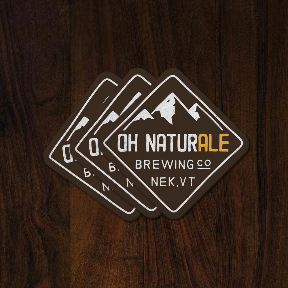 Oh Naturale Coaster Designs