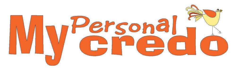 My Personal Credo.jpg
