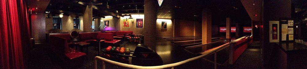 The owner of Bowlmor Lanes favorite room