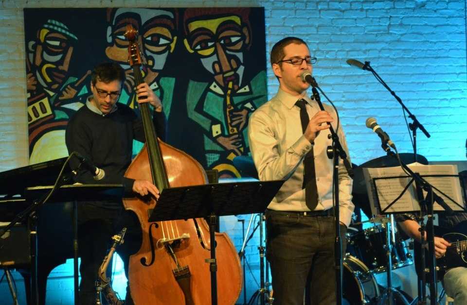 NYC CD Release at Shapeshifter Lab 10/9/12