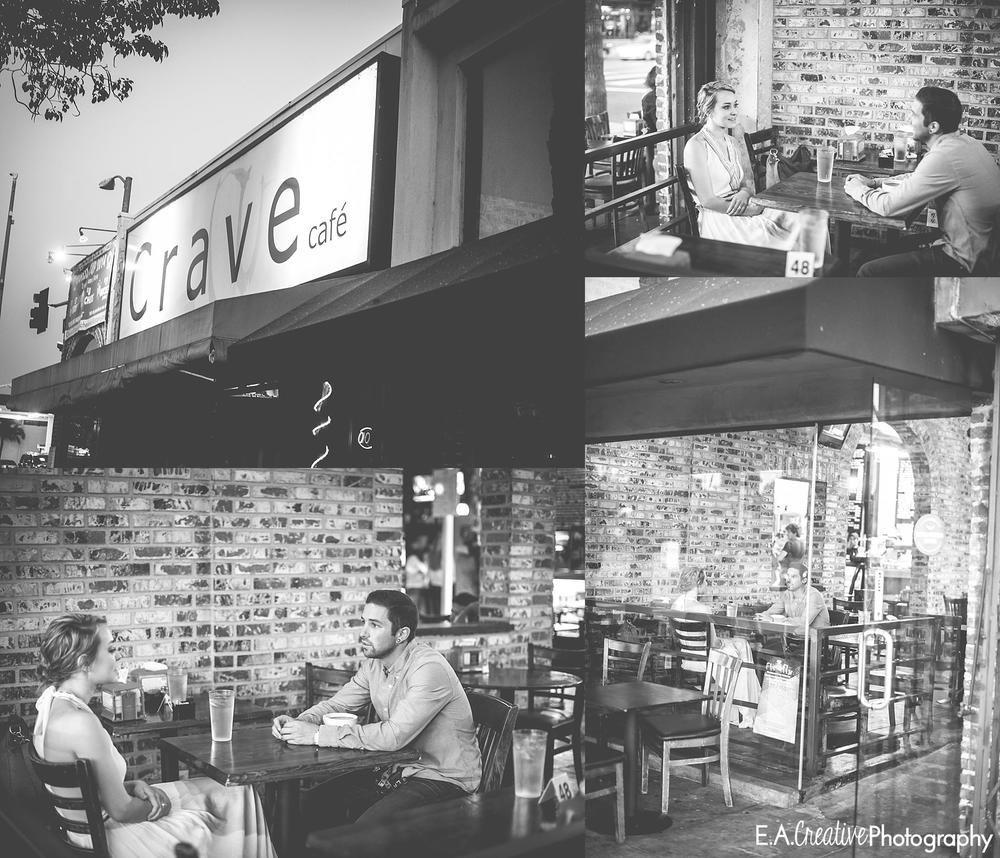 One of their favorite restaurant is Crave Cafe in Sherman Oaks. We stopped by after our session for some amazing banana, strawberry, nutella crapes (yes, they are amazing!) and I had to capture just a few shots of them together :)